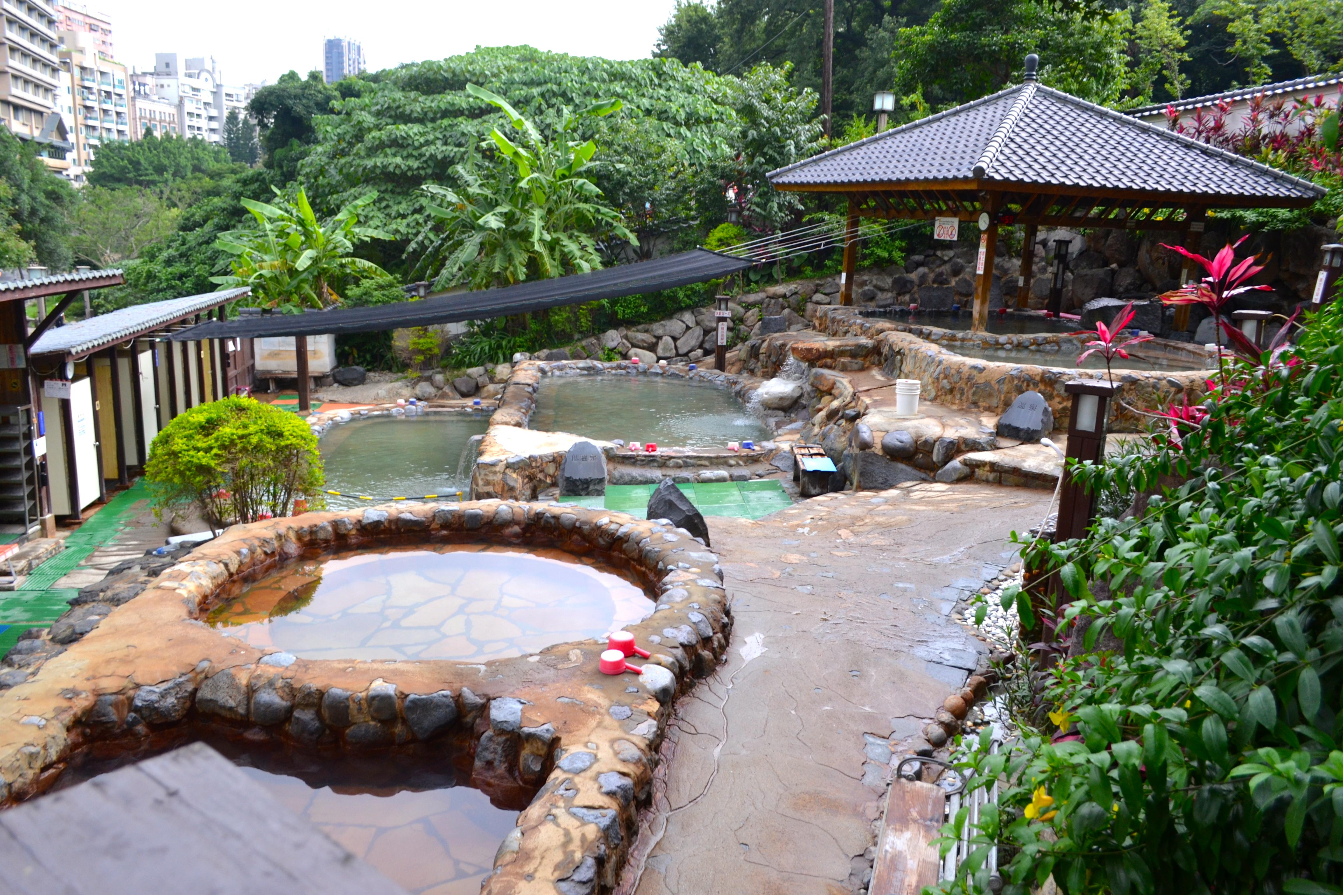 Taiwan hot springs (Taiwan onsen) — Explore top 7 best hot