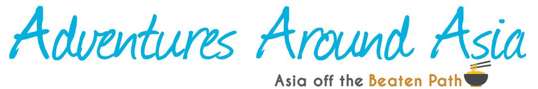 Adventures Around Asia