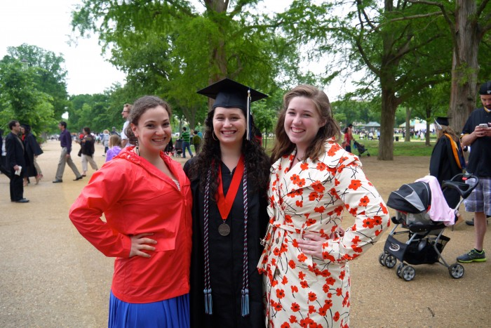"""Graduation: Becoming a """"Real Person"""""""