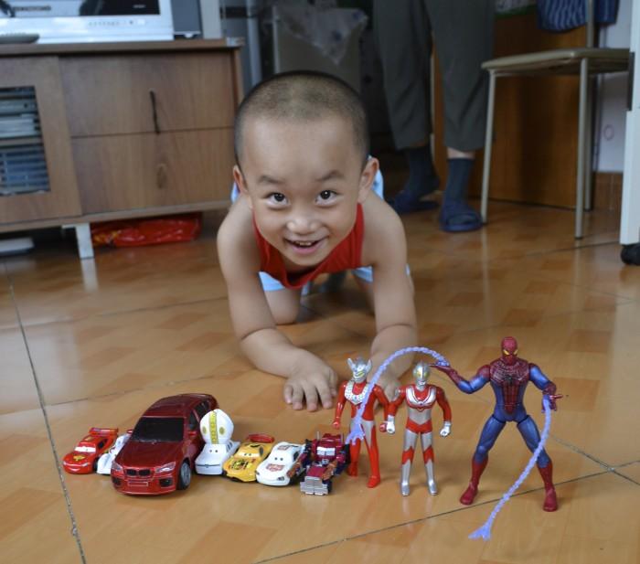 Shuai Shuai: Homestay Visit