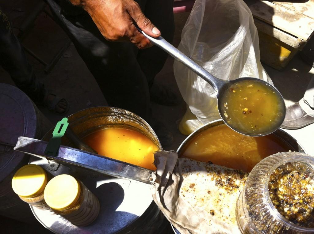 Xinjiang honey