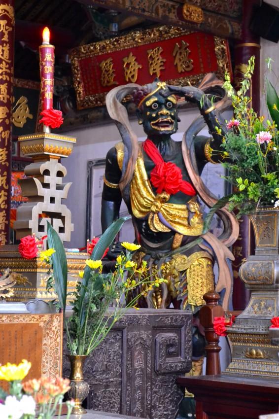 Daoist protector deity