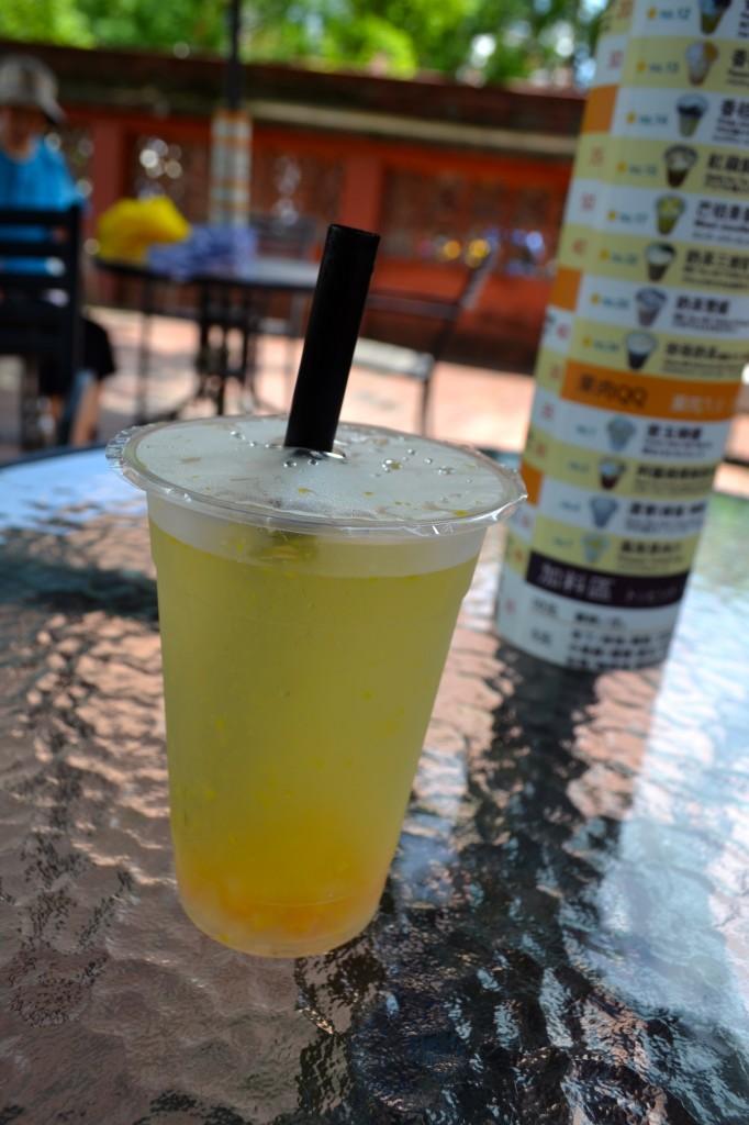 Taste of Taiwan: fruit tea