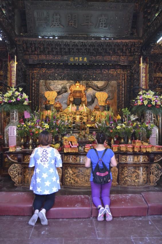Matzu temple