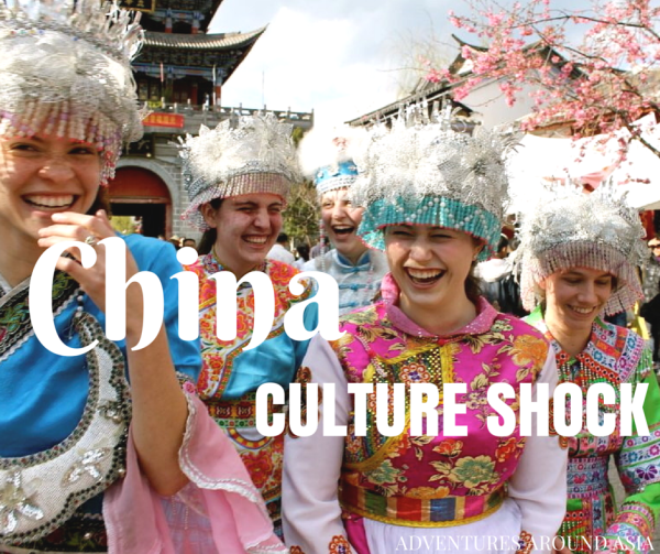 China Culture Shock