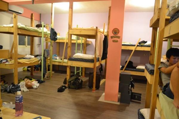 Hualien hostel