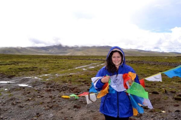 Gyatso Pass Tibet