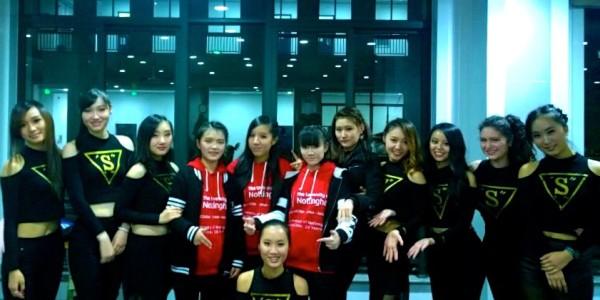 UNNC Shuffle Crew