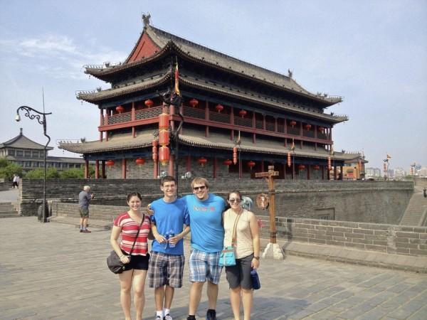 Xian study abroad