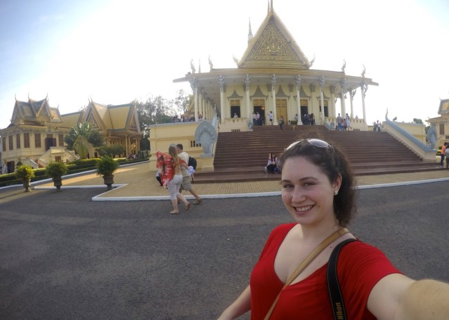 Grand Palace Cambodia