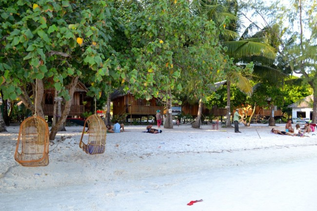 Koh Rong bungalows