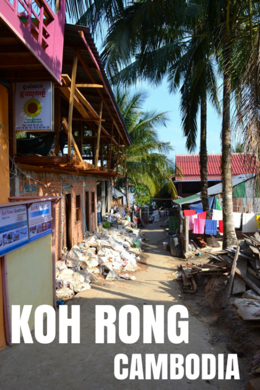 Don't miss Cambodia's Koh Rong!
