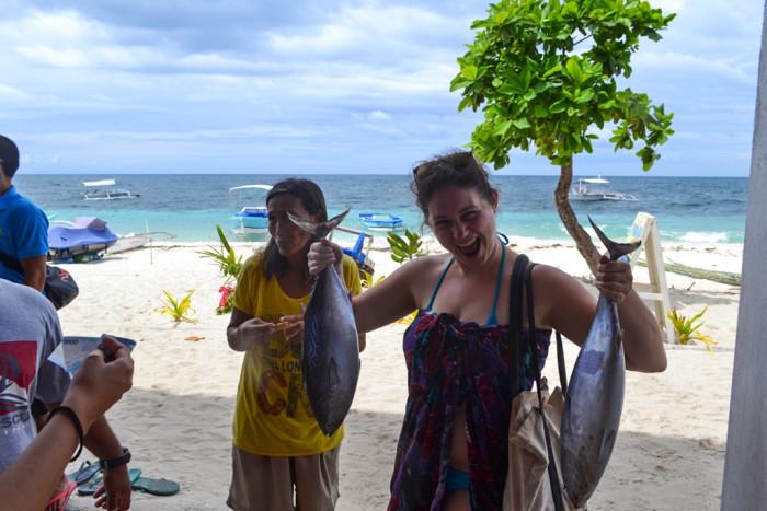 tuna Malapascua