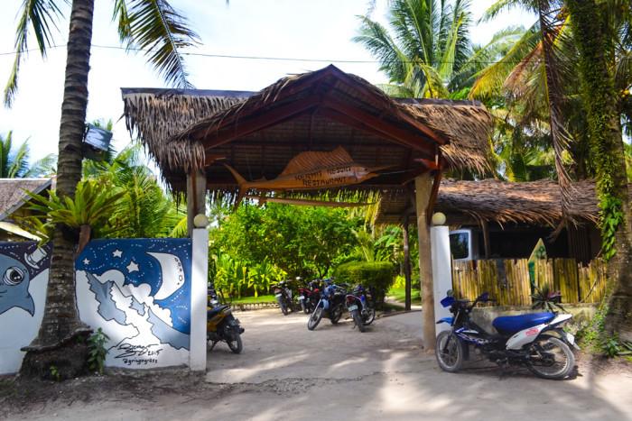 Kermit Surf Resort Siargao