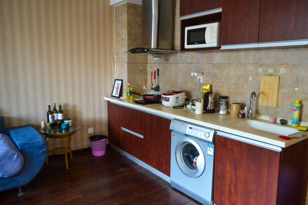 Beijing studio apartment