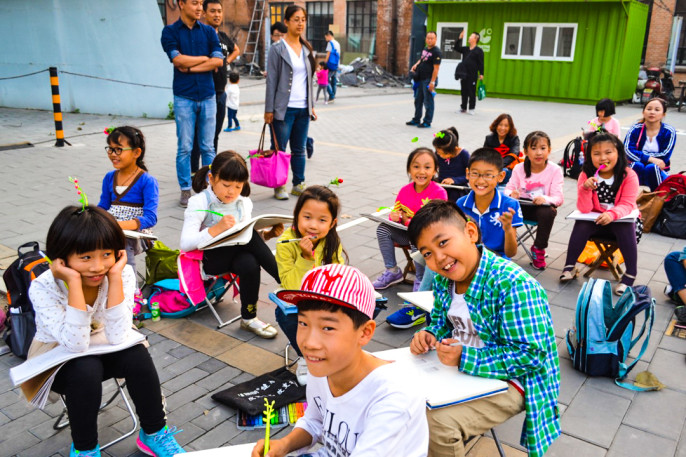 How to Find a Job Teaching in China