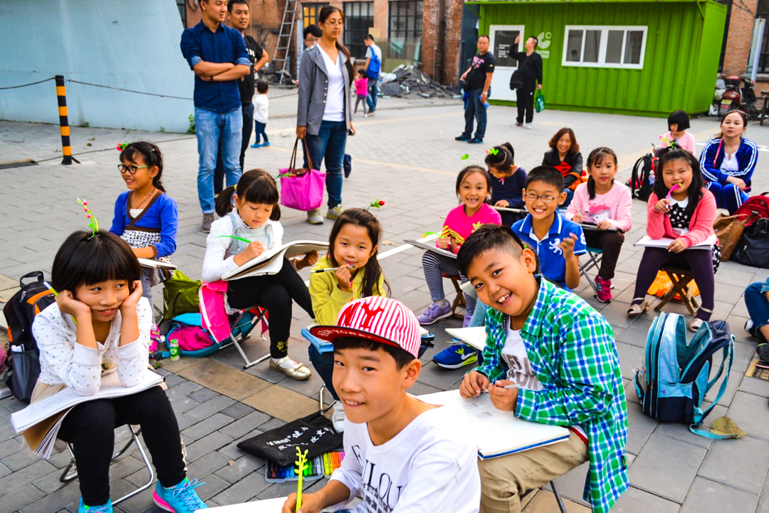 find a job teaching in China