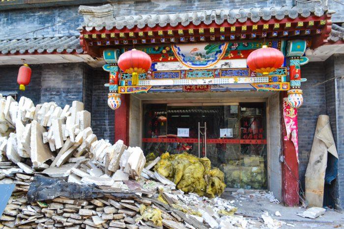 Beijing construction