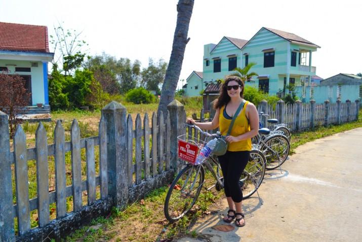 Biking Hoi An