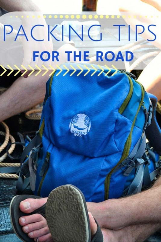 Packing Tips for the Road