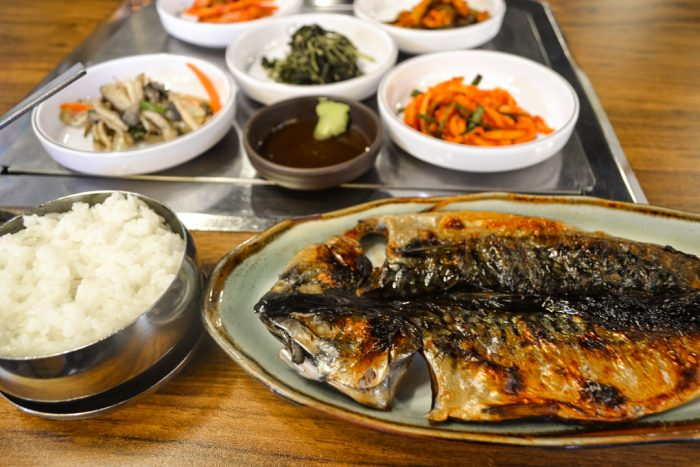 Korean fish