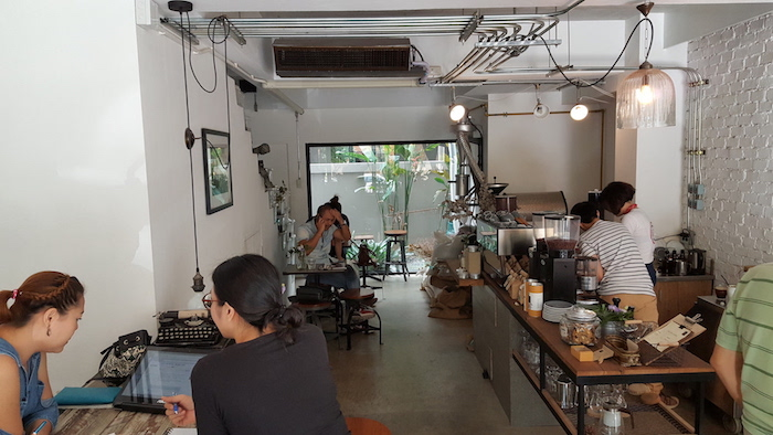 Japanese Coffee shop
