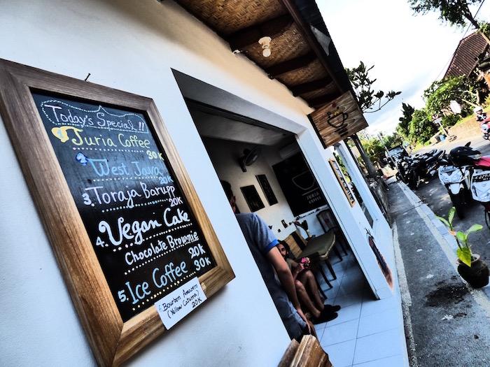 Indonesia coffee house