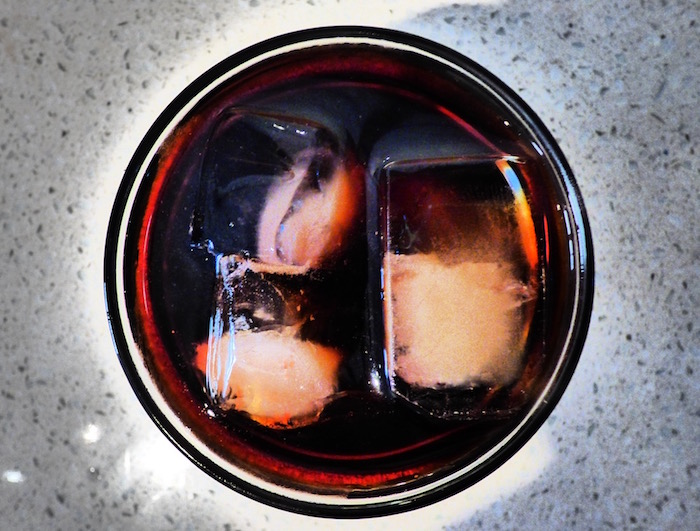 Japanese cold brew coffee