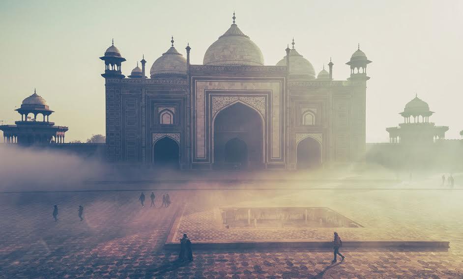 India monuments