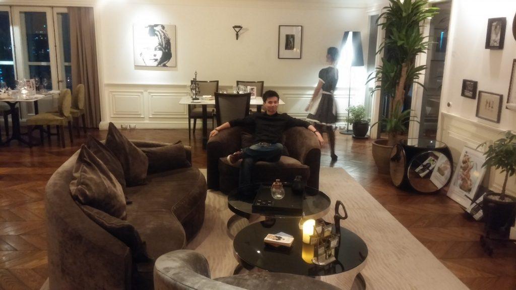 5-star hotel Bangkok