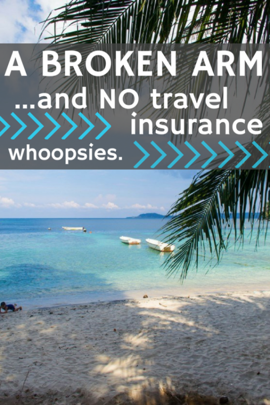 Travel Insurance is your best friend
