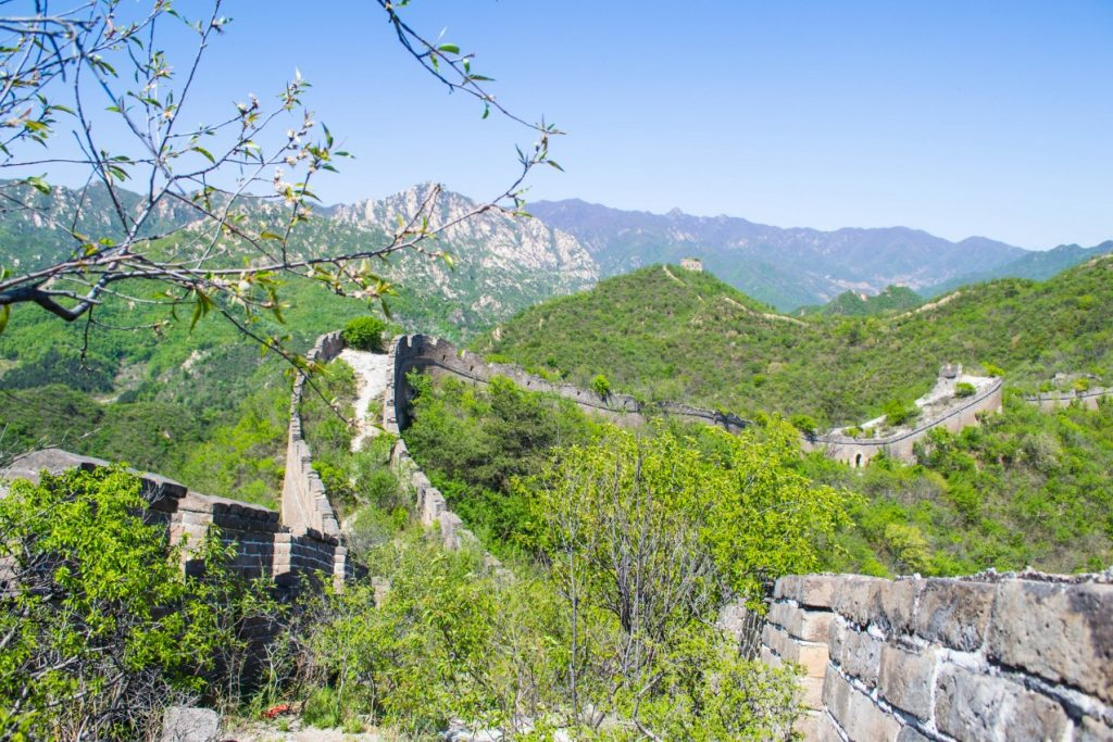 Beijing Wild Great Wall