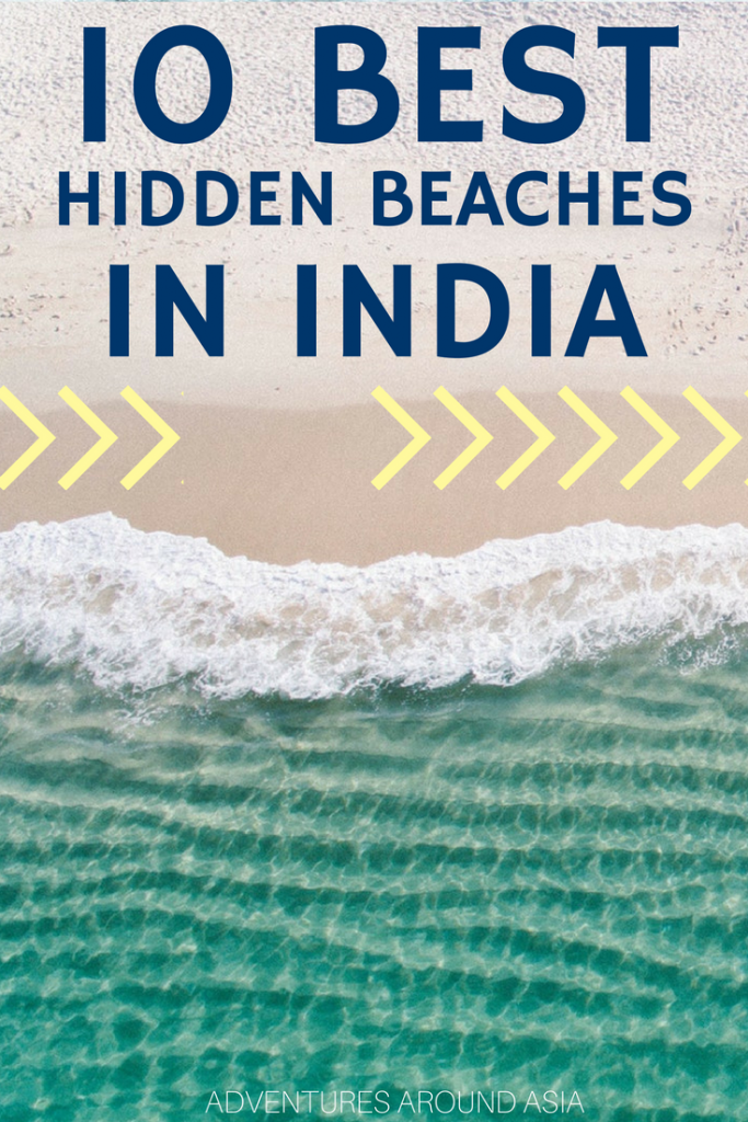 10 Best Hidden Beaches India