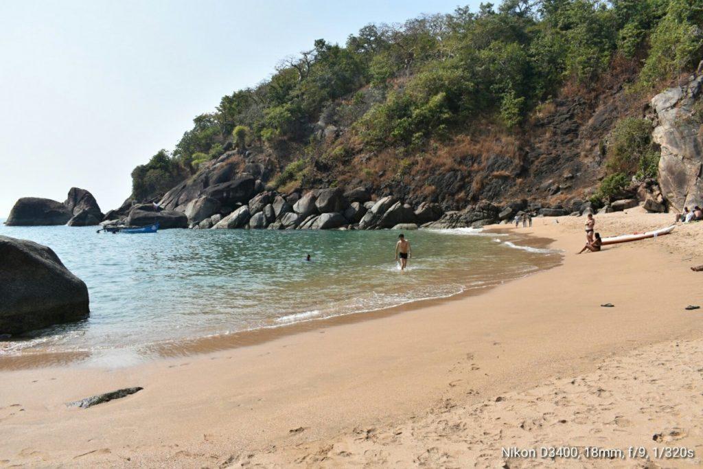 Goa Butterfly Beach