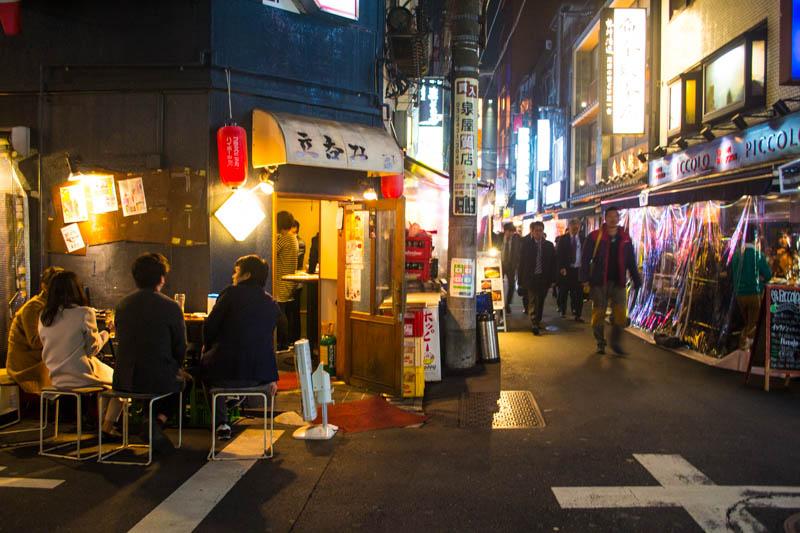 Shimbashi Tokyo