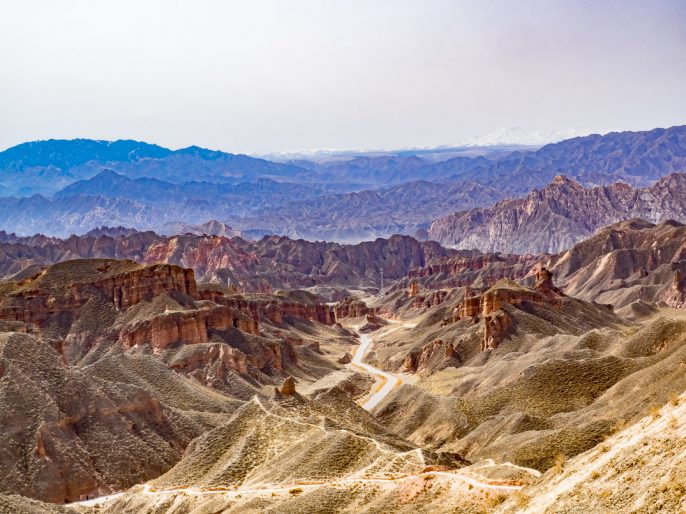 7 Best Off the Beaten Path Adventures in Gansu, China