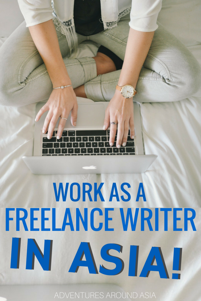 Freelance Writer in Asia