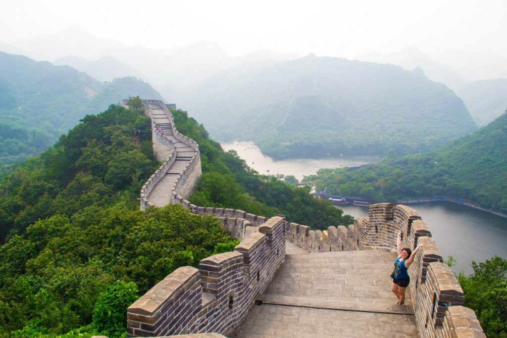 Lakeside Great Wall