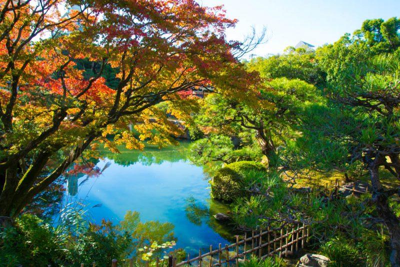 Soraku-en garden Kobe