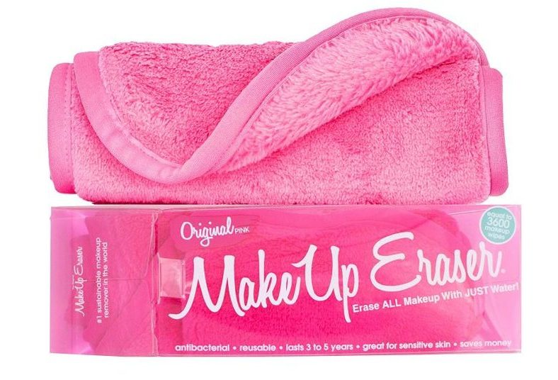 Makeup Eraser cloth for travel