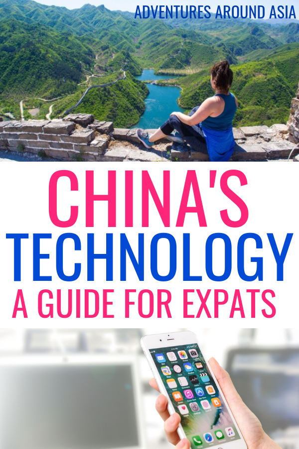 China is filled with interesting apps and technoloyg, but the language barrier can often keep expats and travelers away. Here is all the technology you need before you start your expat adventure in China! #China #expat #travel #technology #apps