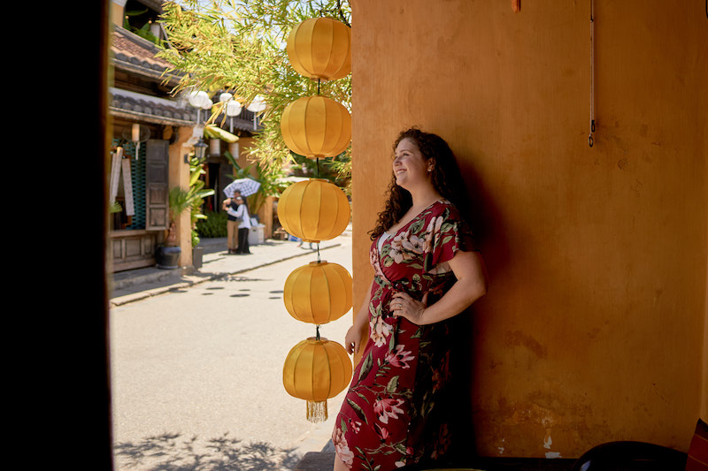 Hoi An photoshoot