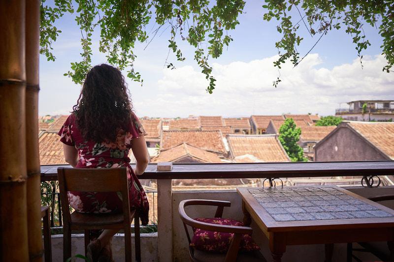 Hoi An cafe photo