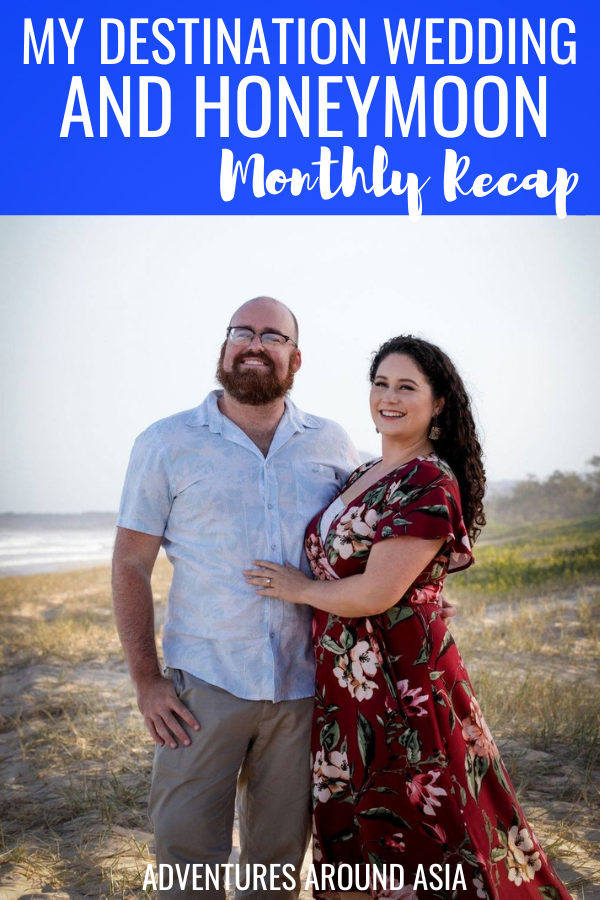 What its like to plan a destination wedding in Australia and a Southeast Asia Honeymoon! Its the freedom life, my life as a digital nomad! #wedding #honeymoon #destinationwedding #southeastasia #travel
