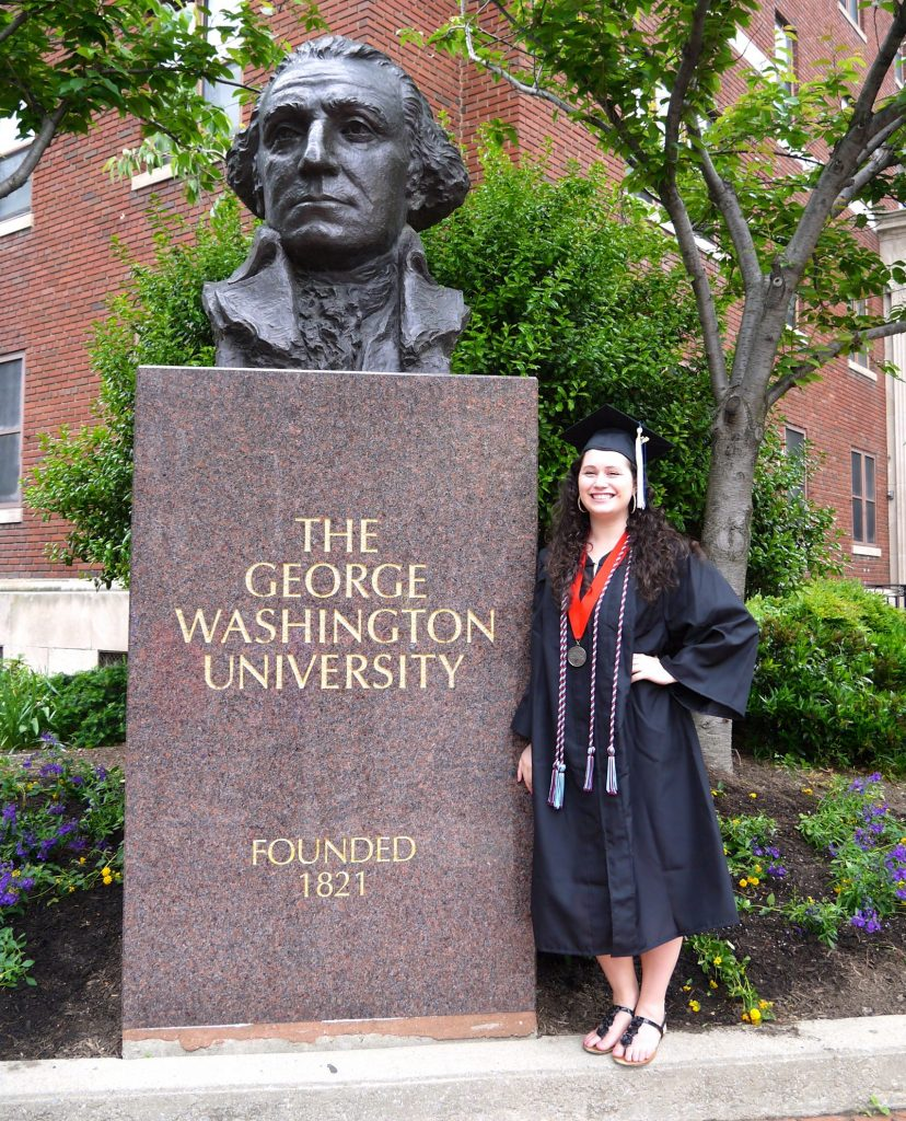 George Washington University Graduation