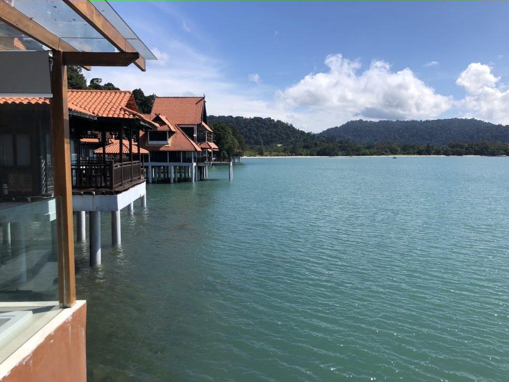 overwater bungalow langkawi
