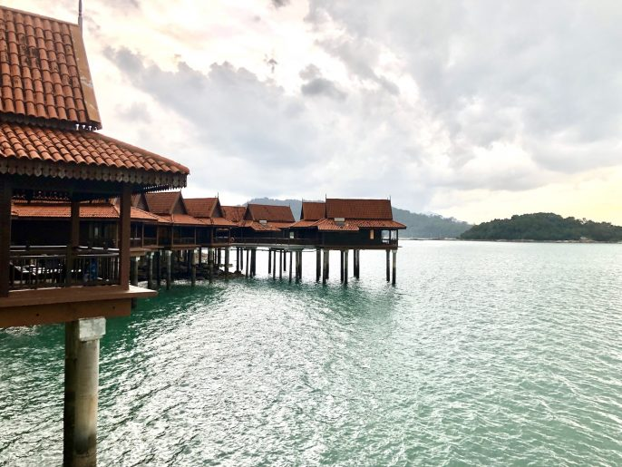Our Honeymoon Stay at an Overwater Bungalow in Langkawi – Living the Dream!