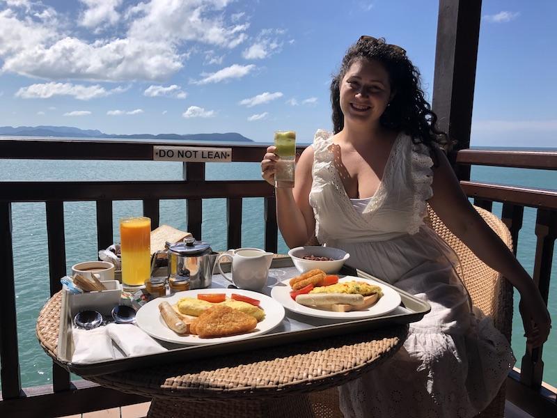 Berjaya breakfast
