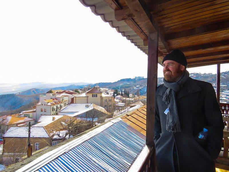 Okros Winery Kakheti