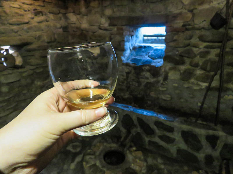 Georgia Kakheti Wine Tasting